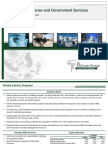 Aerospace, Defense and Government Services Mergers and Acquisitions Report - January 10, 2014