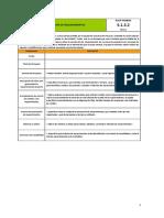 Formatos - Gestión de Requerimientos