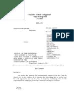 Juan Ponce Enrile vs. People, g.r. No. 213455, August 11, 2015