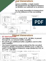 AF Signal Generators