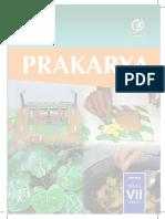 Kelas VII Prakarya BS Sem2