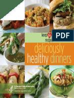 Dinners Cookbook 508-Compliant
