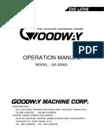 Ga 3000 Operation Manual 10(i)
