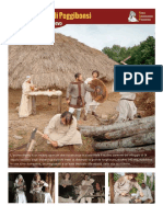 Brochure Archeodromo di Poggibonsi (SI)
