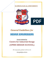 Guideline Design Engg
