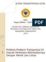 Uts Stk Bagus Ridhani (h2a215009)