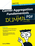 Qorvo Carrier Aggregation Fundamentals for Dummies Volume 1