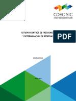 Estudio CFyDR Informe Final 2016