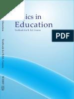 Basic in Education