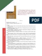 Cuprins. I Greci Durante La Venetocrazia. Uomini, Spazio, Idee (XIII-XVIII) - Cryssa Maltezou, Angeliki Tzavara & Despina Vlassi