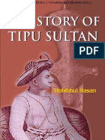 A History of Tipu Sultan _Prof. Mohibbul Hasan