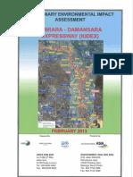 KIDEX EIA Report Finalised
