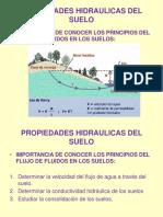 Propiedades Hidraulicas Del Suelo
