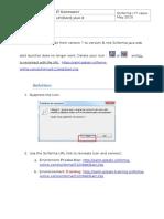 Sciforma Upgrade Java 8
