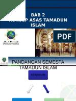 Bab 2 - Konsep Asas Tamadun Islam