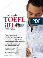 Cracking the TOEFL IBT 2010 Edition
