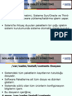 Solaris 10 Package Admin