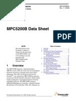 MPC5200CVR400B