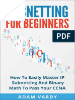 Subnetting for Beginners