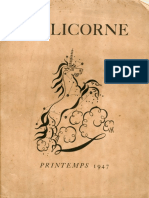 La Licorne Paris 1947 Hernandez Borges Neruda