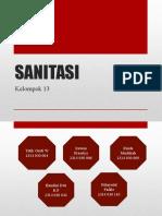 SANITASI