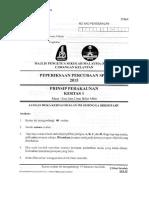 Kelantan Prinsip Perakaunan