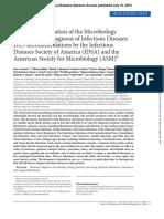 Microbiologia IDSA 2013 (1)