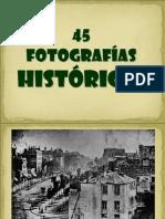 45 fotos históricas