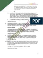 Gr 10 Science Test 2 Solution