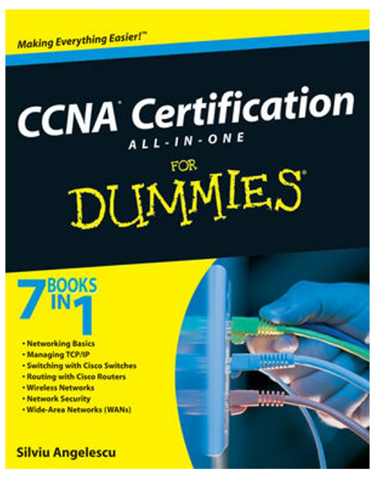Ccn A Certification All In One For Dummies Certification Test