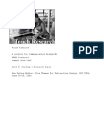 Touch Research 3