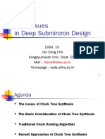 1Clock Tree Synthesis1