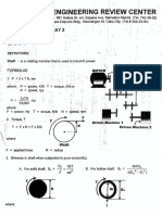 Mechanical Engineering Reviewer-Machine Design.pdf
