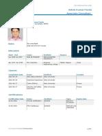 Ashok Kumar Panda FULL CV