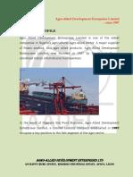 Agro Allied Company Profile