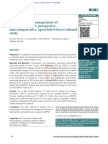 Homoeopathic management of Schizophrenia