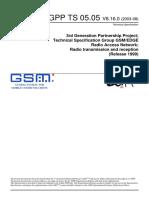 3GPP TS 05.05(V8.16.0).pdf