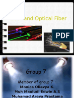 Laser and Opical Fiber (Indonesia)