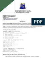 Programa Economia de Empresas