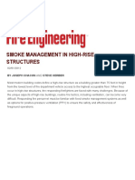 Smoke Management in High-Rise Structures - Fire Engineering