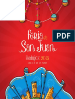 Programa Feria San Juan 2015