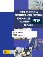 Policia Nacional Psicotecnico UD2