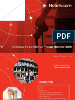 Hotel.com China Outbound 2016 Version