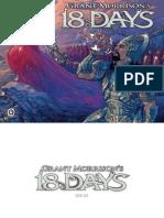 18 Days - Illustrated Scriptbook