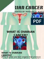 Ovarian Cancer Alveza