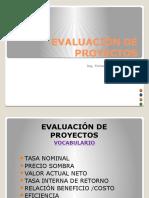 Evaluacion de Proyectos #2