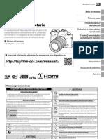 X-T10 Manual Español