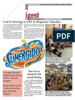 Baptist Digest July Aug 2016