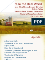 Understand the Farm Economy