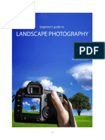 Landscape Photography eBook
